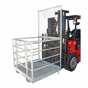 Picture of Forklift Safety Cage - In Stock
